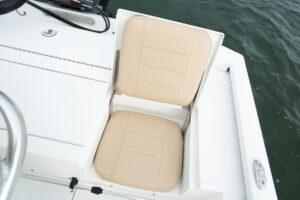Avid 19FS Jump Seat Open