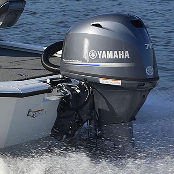 Yamaha F70LA